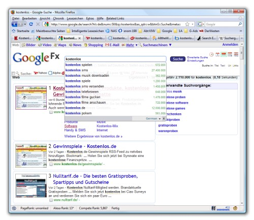 js-google-fx