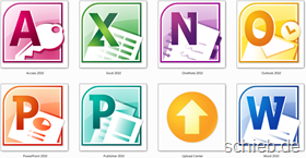 Office 2010: Neue Symbole