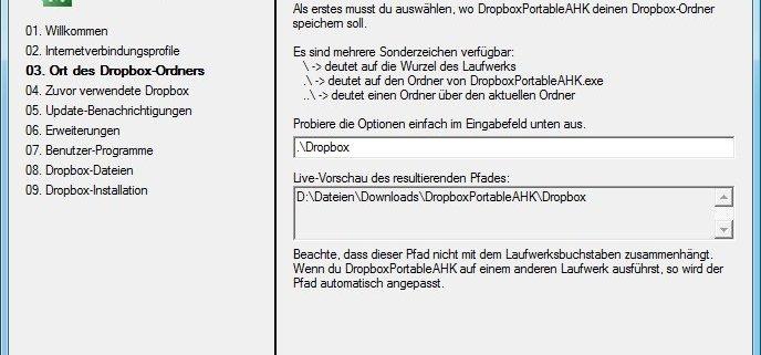 DropboxPortableAHK