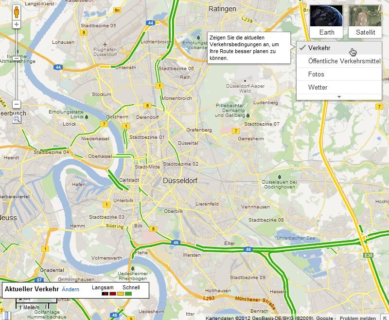 Stau Maps