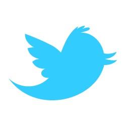 Der Twitter-Vogel Larry