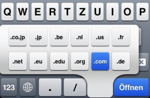 iphone-tastatur-domain-endungen