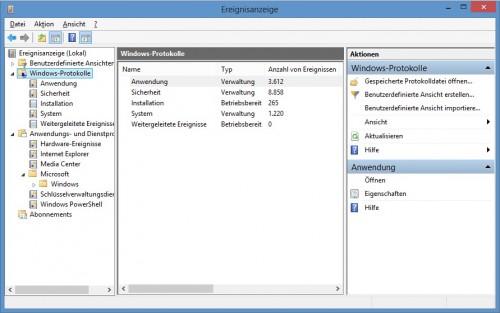 win8-ereignisanzeige-windows-protokolle