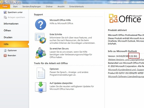 outlook-version-32-64-bit