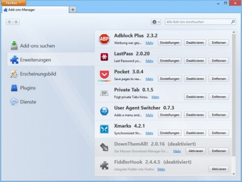 browser-addons-firefox-liste