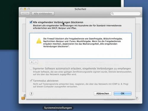 osx-firewall-eingehende-verbindungen-blockieren