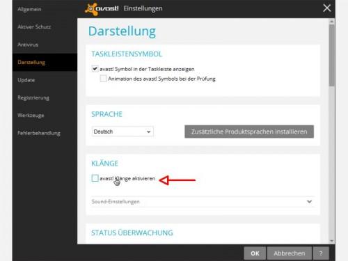 avast-antivirus-sound-klaenge-deaktivieren