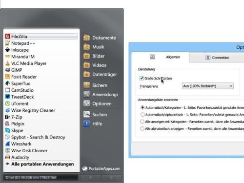 portableapps-optionen-grosse-schriftarten
