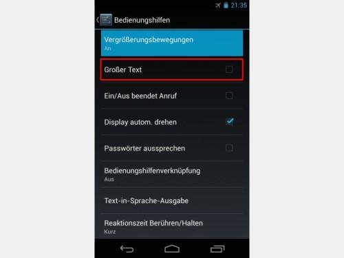 android-bedienungshilfen-grosser-text