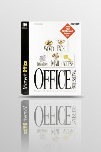 Microsoft Office Pakete.