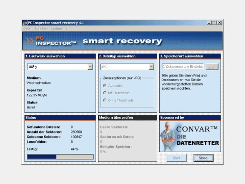 pcinspector-smartrecovery
