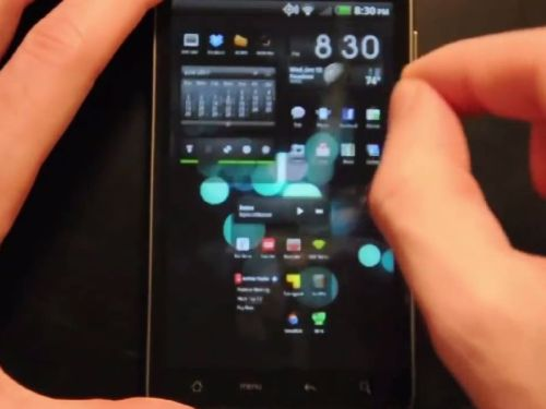 android-pinch-startseiten