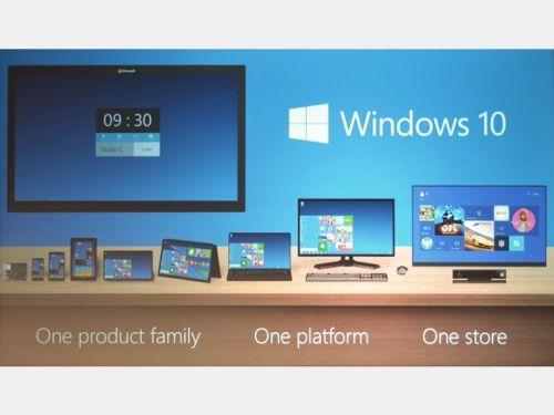 windows10-one-family-platform-store
