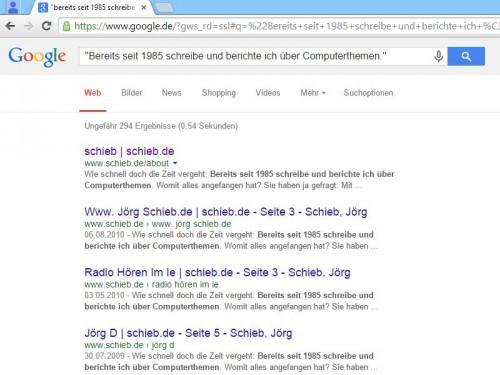 google-anfuehrungszeichen