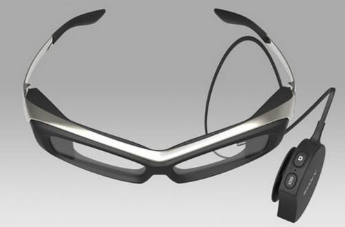smart eye glass