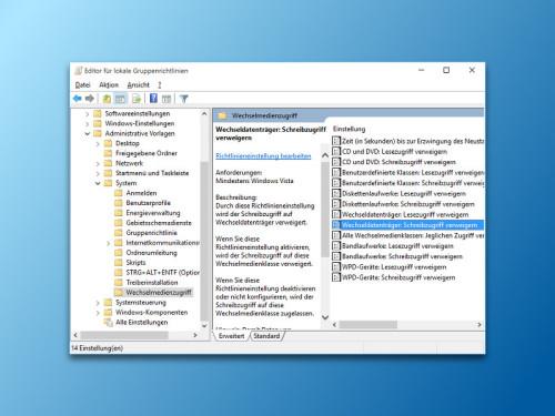 windows-usb-schreiben-verhindern