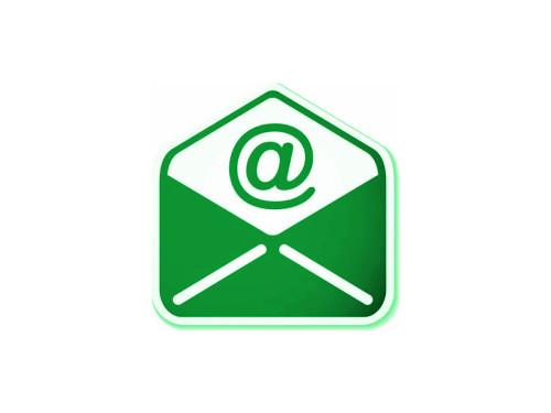 email-umschlag-gruen