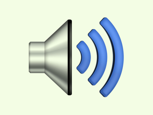 lautsprecher-symbol