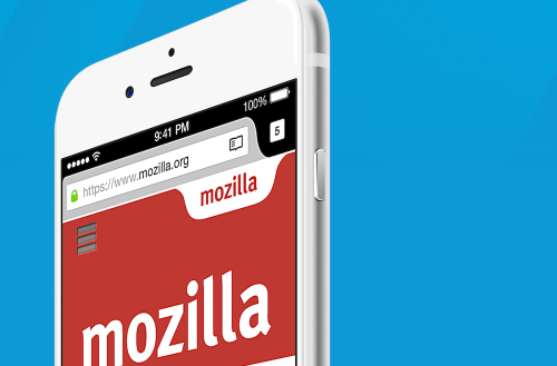 Firefox für iOS