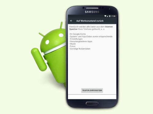 android-werkszustand