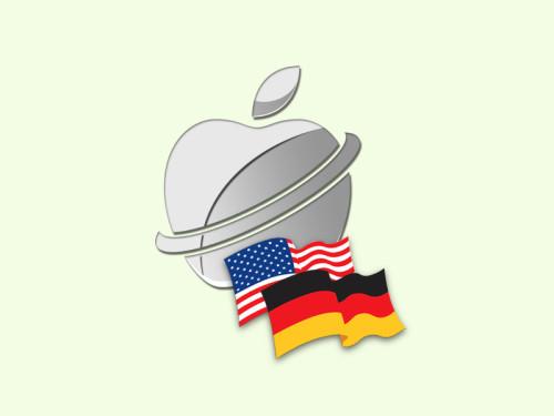 apple-sprachen