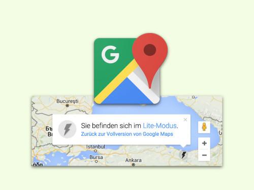 google-maps-light-modus