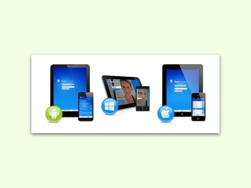 teamviewer-mobil