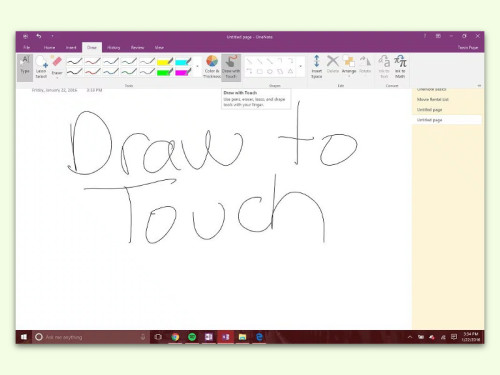 onenote-draw-with-touch