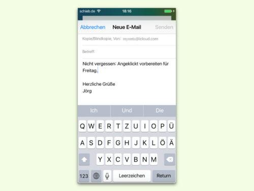 mail-app-notiz-an-sich-selbst