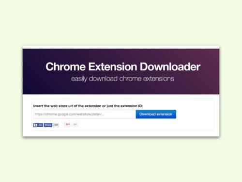 chrome-extension-downloader
