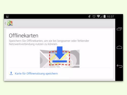 google-maps-offline-karten