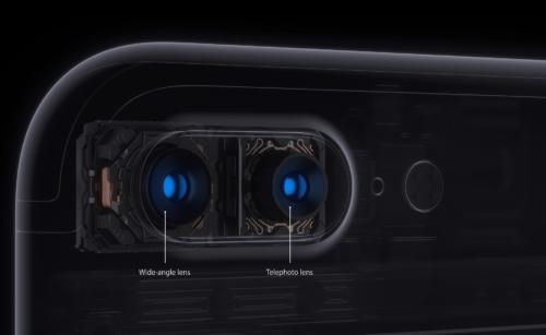 iPhone7 Linse Kamera