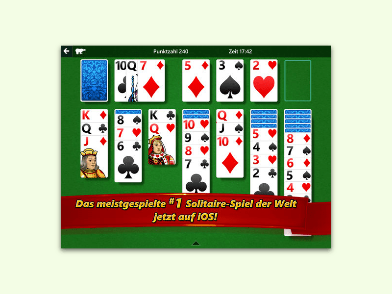 Microsoft Solitaire Collection Ohne Anmeldung