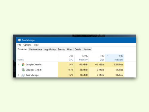 task-manager-internet-auslastung