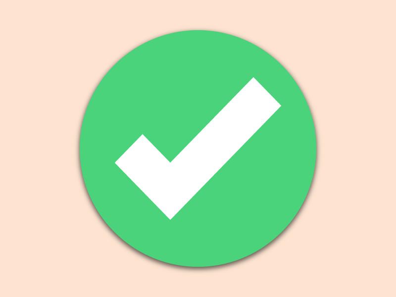 Grüner Dropbox-Haken fehlt - schieb.de
