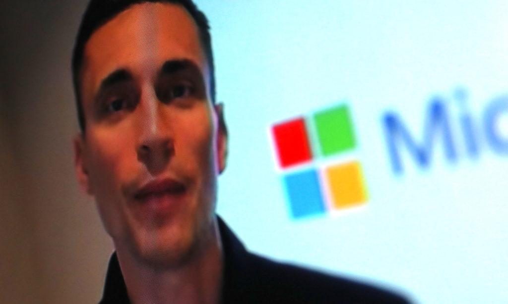 Microsoft Manager Spataro