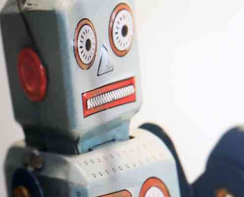 Künstliche Intelligenz hat kein Gesicht