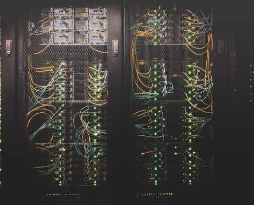 Server Schrank