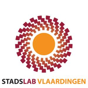 Logo van het Stadslab Vlaardingen.