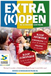 Winkels Schiedam Extra Vroeg Open Koopzondagen Kerst Schiedams Nieuws