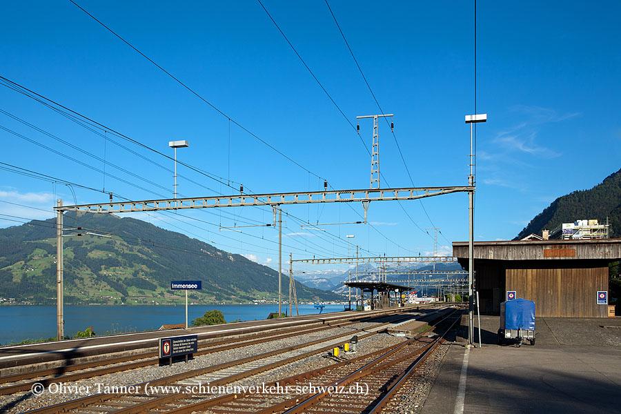 "Bahnhof ""Immensee"""