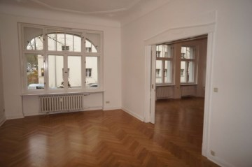 Herrschaftliche Altbauetage mit außergew. Grundriss * 3 Badezimmer, 14193 Berlin / Grunewald, Erdgeschosswohnung