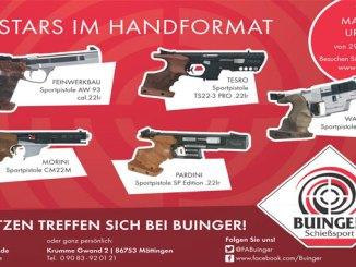 Schützenzeitung Anzeige Juli 2019