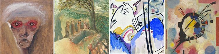 Schonberg & Kandinsky
