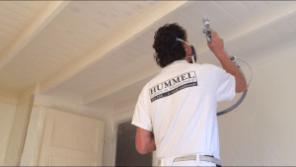 Spuiten-plafond