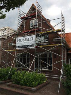 Buitenschilderwerk Groenelaan te Veenendaal