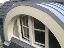 Schilderwerk dakkapel