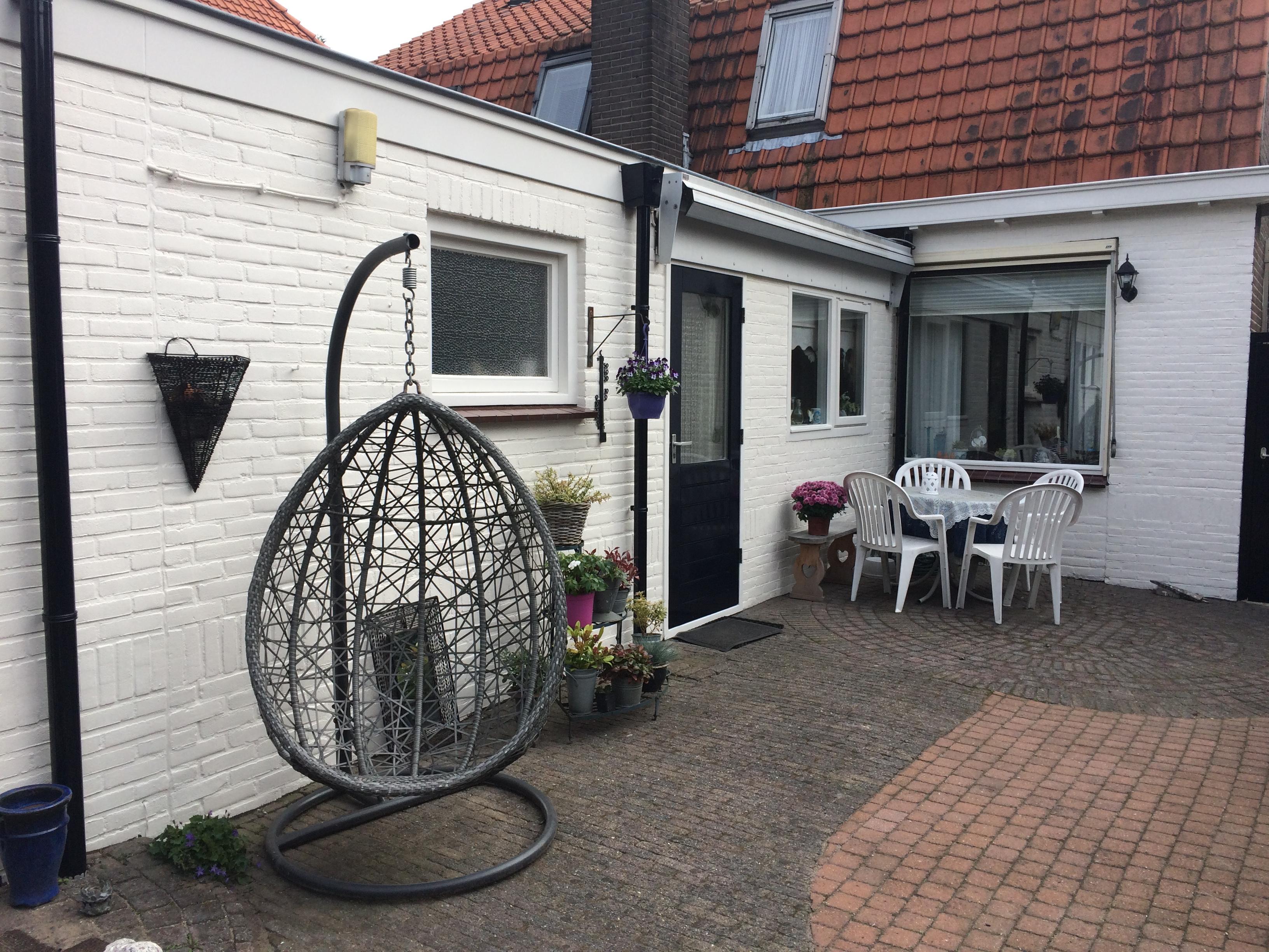 Buitenschilderwerk woning Julianastraat te Veenendaal