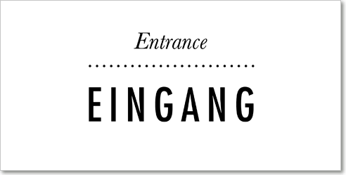 Letter Eingang