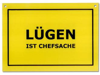 Solange Mein Chef Kunststoff Schild Mit Spruch Turschild Buro